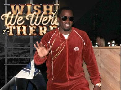 Diddy Parties Like It's 1999