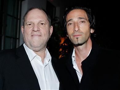 Harvey Weinstein's Ex-Wife Is Now Dating Actor Adrien Brody