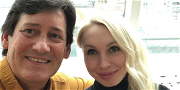 '90 Day Fiancé' Star David Shares First Date Photo With Lana, Reveals They Broke Up