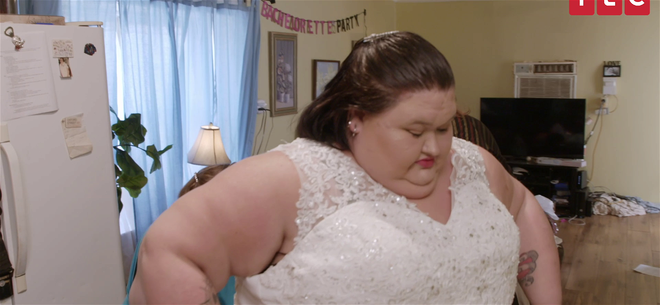 '1000 LB Sisters' Star Amy Slaton Is Getting Married — See Her In The Wedding Dress!