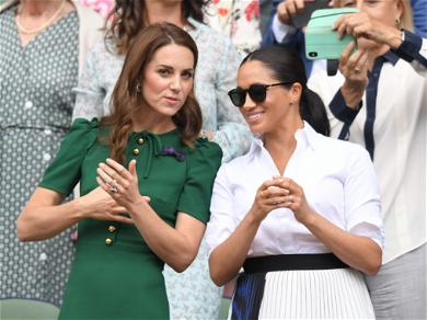 Kate Middleton Offered Meghan Markle A Nice Peace Offering But Meghan Said It Wasn't Good Enough