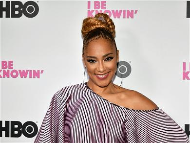 'The Real' Co-Host Amanda Seales Has An Awkward Exchange With 'Extra' Co-Host Jennifer Lahmers