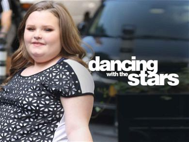 Honey Boo Boo Joins the Cast of 'Dancing With the Stars'