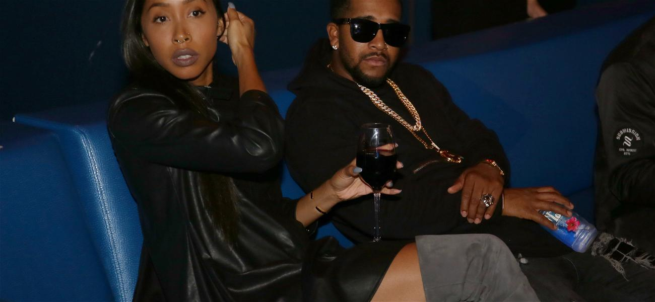 """'Love And Hip-Hop: Hollywood""""s Apryl Jones Says Omarion Abandoned Her Before She Ended Up Dating Lil Fizz"""