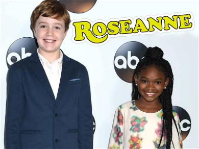 'Roseanne' Producers Barred Kid Cast Members from Talking About Reboot Details