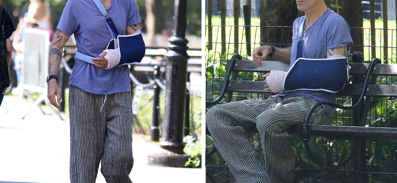 My Left Arm: Daniel Day-Lewis' New Role as Patient