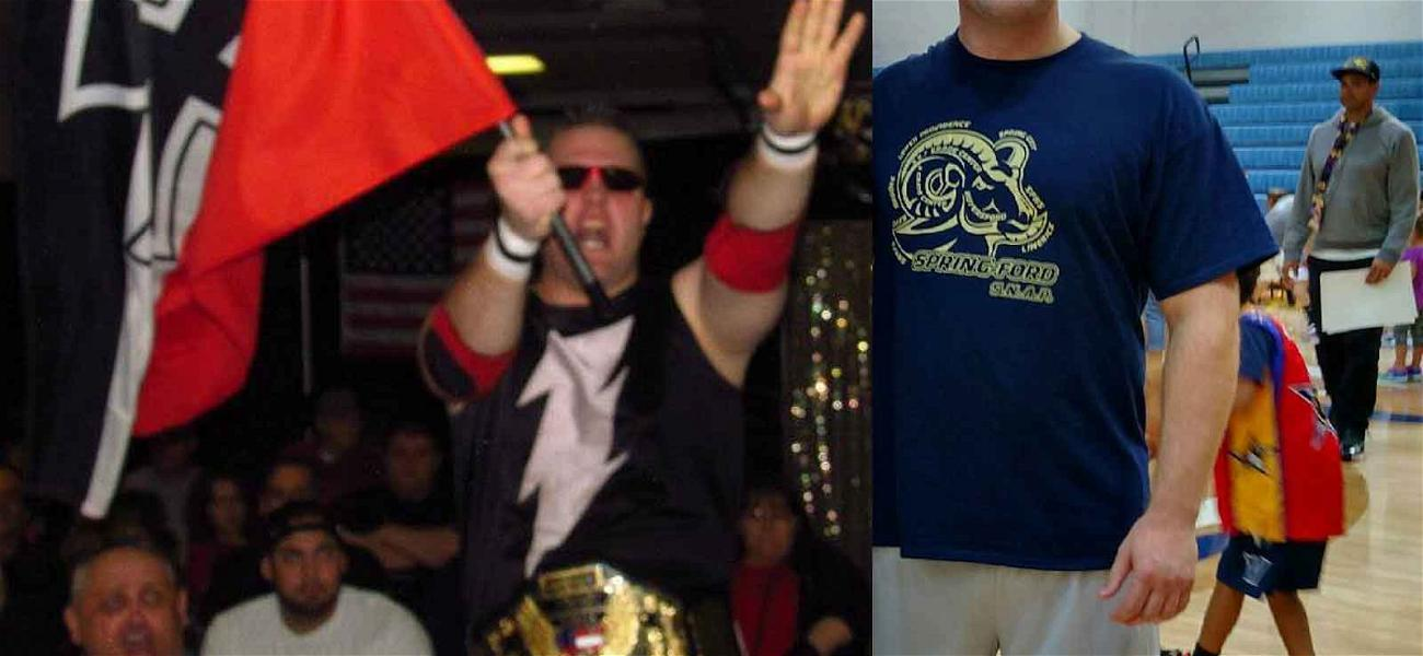 Nazi-Themed Wrestler Under Investigation By School District Where He Works as Teacher