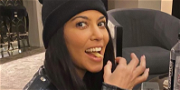 Kourtney Kardashian Praised For McDonald's Fries Snacking
