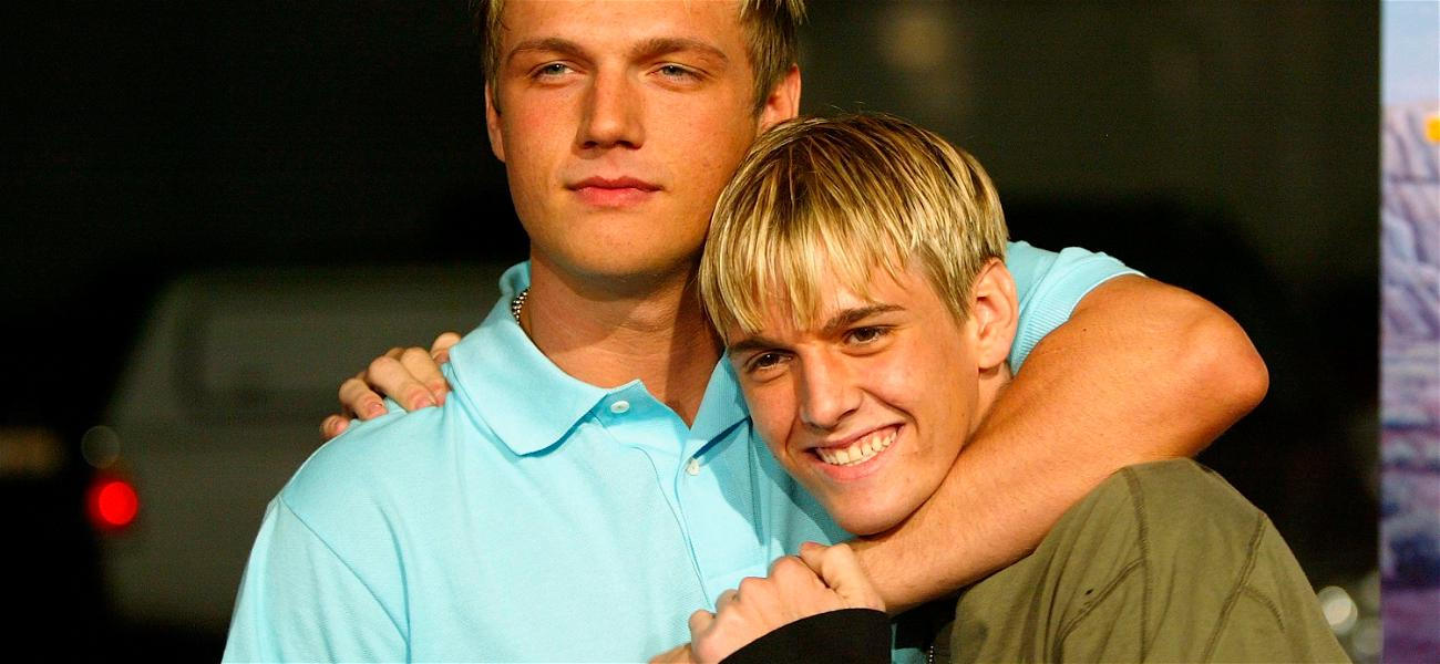 Nick Carter Says Brother Aaron Hears 'Voices In His Head'