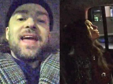 Justin Timberlake's Big Birthday Night Put Jessica Biel to Sleep Before It Started