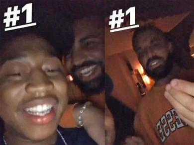 Drake Parties With 'KeKe Do You Love Me' Dancer Shiggy After Song Hits #1