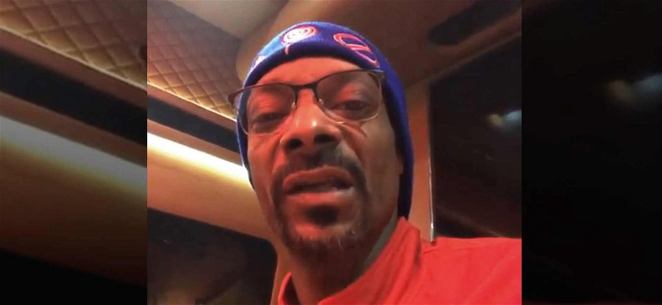 Snoop Dogg Unleashes Racial Tirade After Getting Pulled Over in NYC: 'You Got Your Citizenship?!'