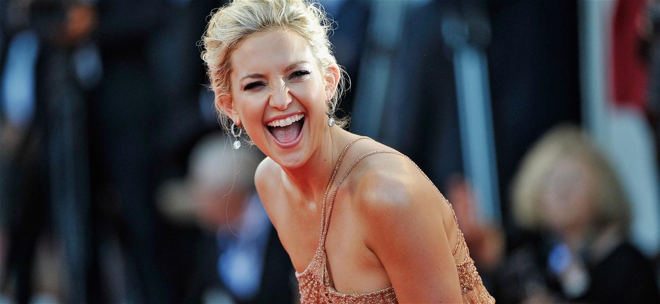 Kate Hudson Just Shared Her Exact Weight On Instagram: 'I Wasn't Impressed'