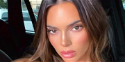 Kendall Jenner Flaunts Massive Thigh Gap In Spandex