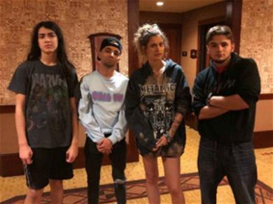 Paris Jackson Shows Brotherly Love with Rare Pic of Blanket