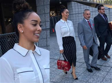 'Basketball Wives' Star Gloria Govan Told White Officer During Arrest: 'Don't You Shoot Me Because I'm Black'