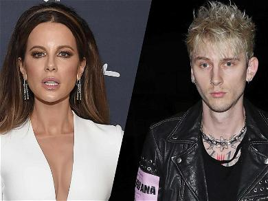 Kate Beckinsale Claps Back At Troll Who Criticized Her For Hanging Out With Machine Gun Kelly