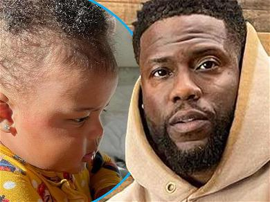 Kevin Hart Admits That Baby Kaori Has Him 'Wrapped Around Her Damn Fingers'