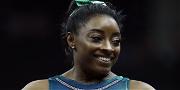 Simone Biles Makes Gymnastics History After Landing Insane Double-Double Dismount