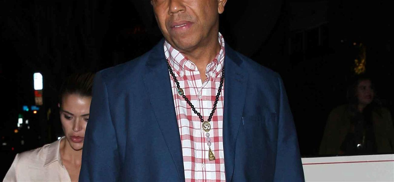 Russell Simmons Denies Sexual Misconduct Allegations