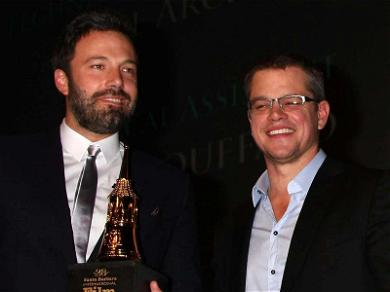 Matt Damon and Ben Affleck Adding Inclusion Riders to Production Company Projects