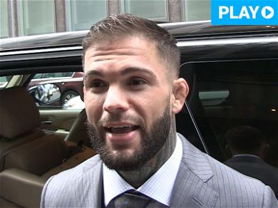 Cody Garbrandt Says He Would Let His Future Son Fight in the UFC