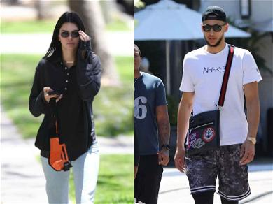 Kendall Jenner & Ben Simmons Together Again While Blake Griffin Moves On With Mystery Girl