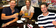 'Southern Charm' Stars Shep Rose, Craig Conover and Austen Party In Bermuda