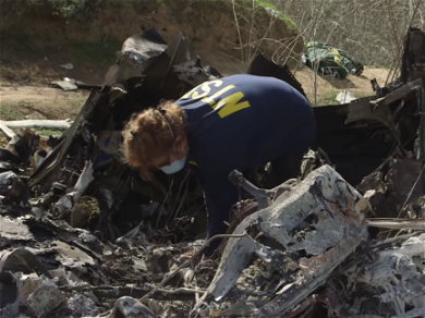 Kobe Bryant Helicopter Crash: Fans Upset After Investigators Release Up-Close Video From Wreckage