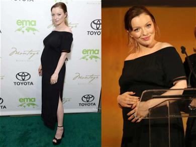 Francesca Eastwood Shocks Everyone With Baby Bump Debut