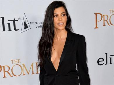 Kourtney Kardashian, 41,  Freezes Her Eggs In Case She Wants More Kids