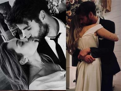 Miley Cyrus and Liam Hemsworth's Marriage License Almost Gave Up Surprise Wedding