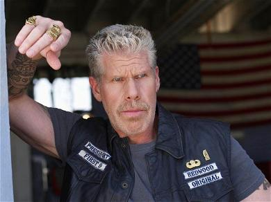 'Sons Of Anarchy' Star Ron Perlman Posts Touching Tributes To Anthony Bourdain