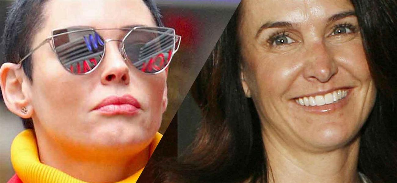 Rose McGowan Breaks Her Silence on Her Former Manager's Suicide