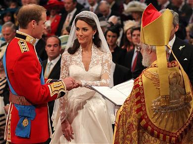 Prince William and Kate Middleton Broke Royal Protocol at Their Wedding