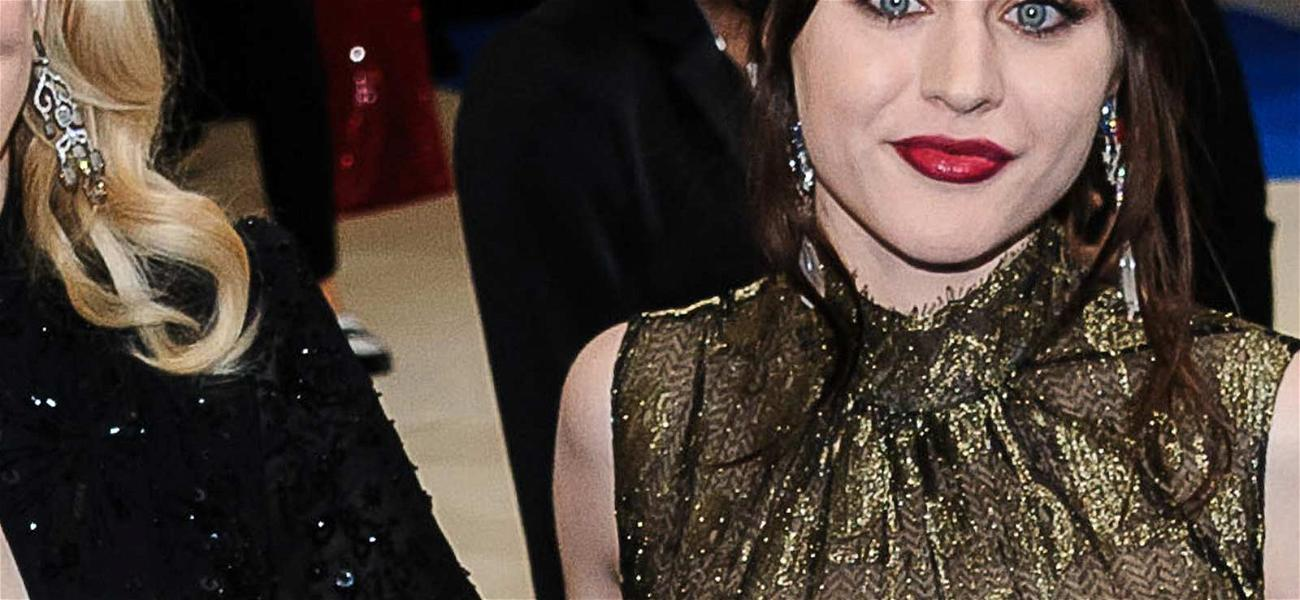 Frances Bean Cobain Is Officially Single, But Still Working Out Property and Cash
