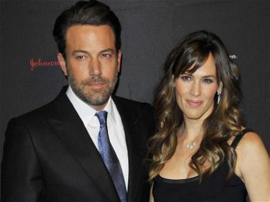 Ben Affleck & Jennifer Garner In Danger of Having Divorce Called Off If They Can't Settle Case