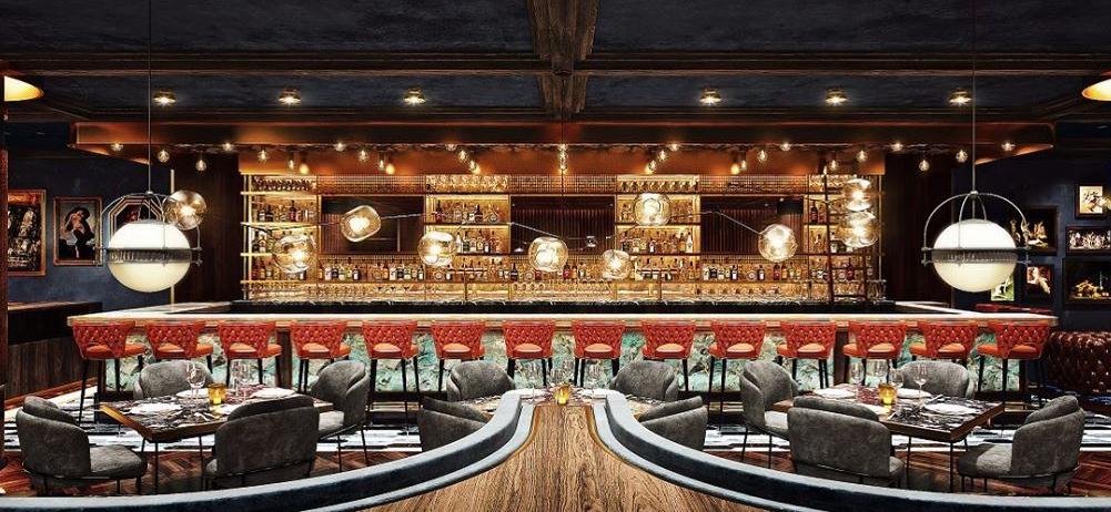 Las Vegas' Newest Steakhouse Touts Vintage Vibes & Star Power