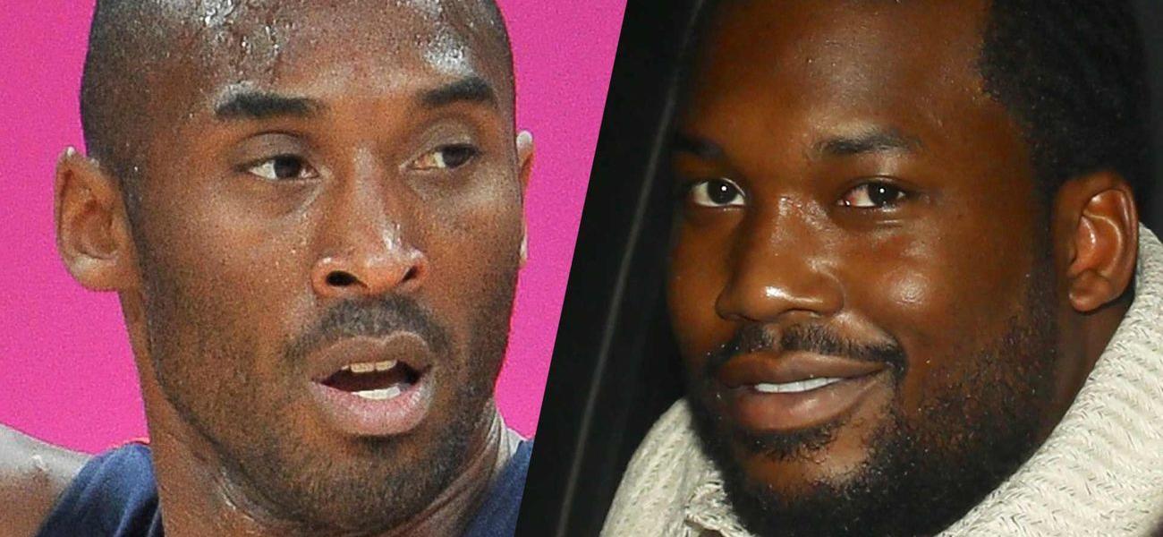 Meek Mill Apologizes To Kobe Bryant's Widow Vanessa For 'Disrespectful' Verse