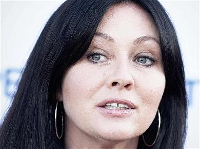 Shannen Doherty's Insurance Company Refusing to Pay for Woolsey Fire Home Damage