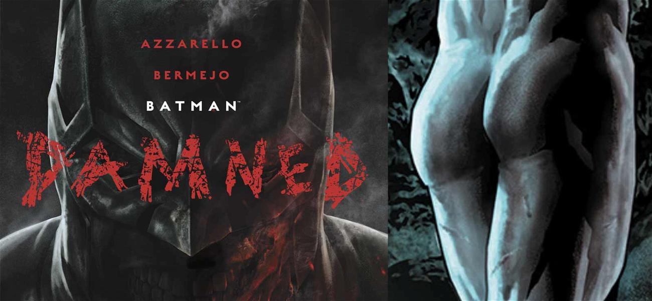 Batman's Penis Makes an Appearance in Latest Comic