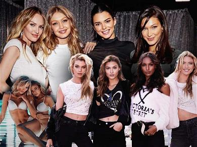 All The Backstage Access You Need from The Victoria's Secret Fashion Show Rehearsals