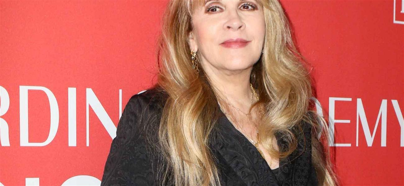 Stevie Nicks Tears Up Remembering Tom Petty, Says Her Heart is Broken