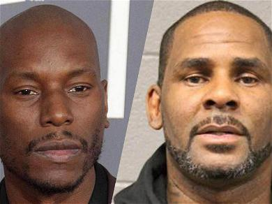Tyrese Defends Alleged Repeat Child Sex Abuser R. Kelly, Fans Disgusted