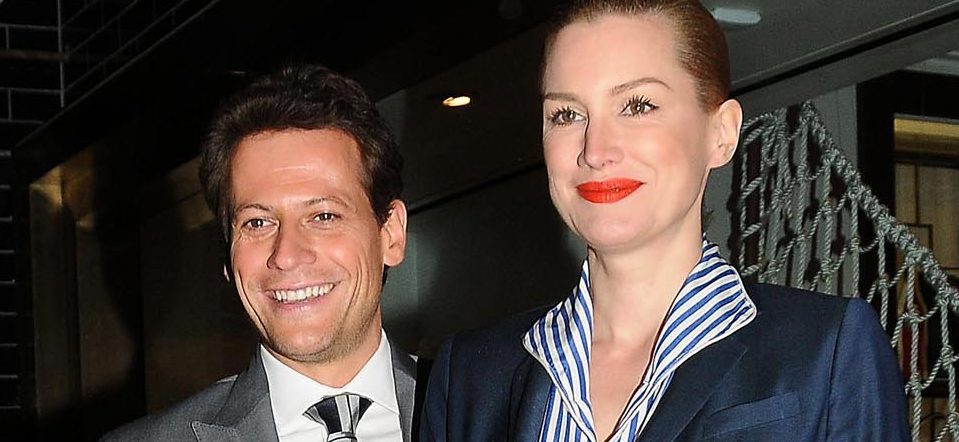 Ioan Gruffudd Files For Divorce From Wife Alice Evans After 13 Years Together