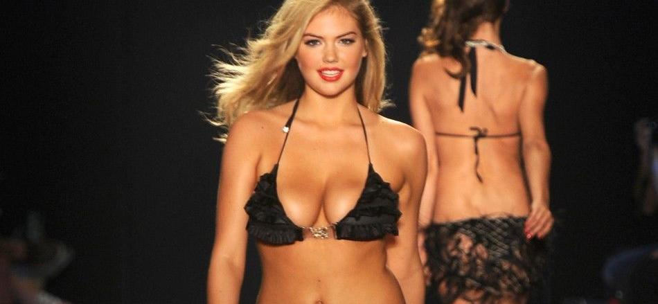Kate Upton Wows Instagram In Micro Shorts: 'So I Hear It's Thirsty Thursday'
