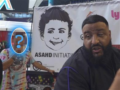 Artist Alec Monopoly Accidentally Exposed His Face at DJ Khaled's Son's Bday Party