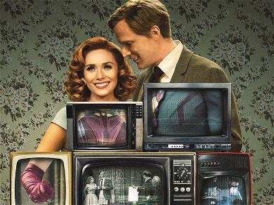 'WandaVision's Paul Bettany & Elizabeth Olsen Reveal All In Latest Interview!!