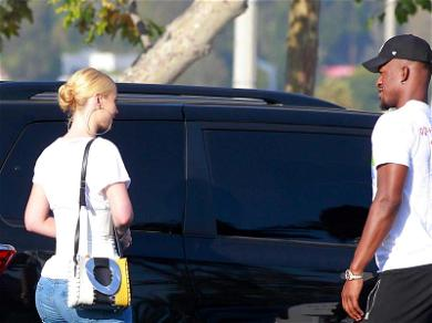 Iggy Azalea and Jimmy Butler on a Date in Los Angeles