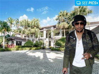Timbaland Is Selling Off Miami Mansion Months After Divorce Became Final